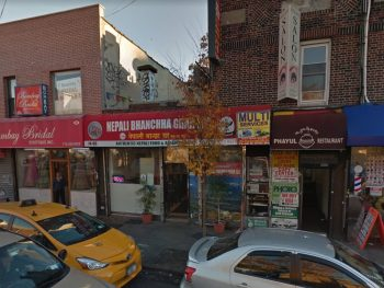 Nepalese restaurant in Jackson Heights temporarily closed by