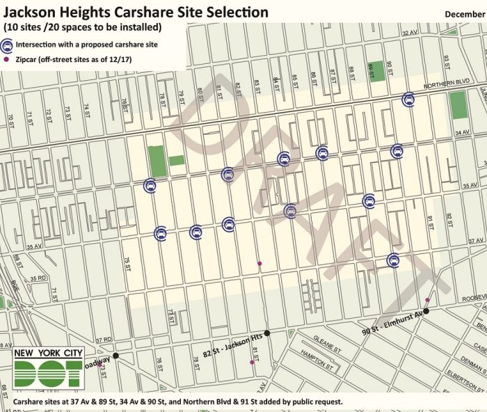 Nyc Dot Parking Regulations Map - The Best Park Of 2018