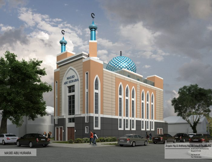 Islamic Center of Jackson Heights to Construct New Mosque | Jackson
