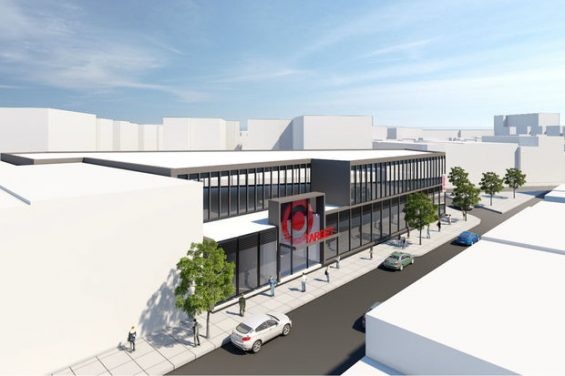 City Issues Stop-Work Order For 82nd Street Target, Big-Box